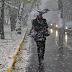 На Полтавщині 8 січня прогнозують мокрий сніг та ожеледицю