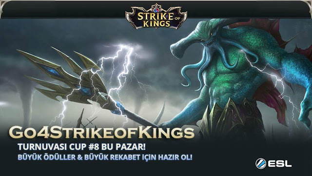 Strike of Kings ESL Turnuvası