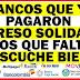 Bancos que pagan el Ingreso Solidario de diciembre