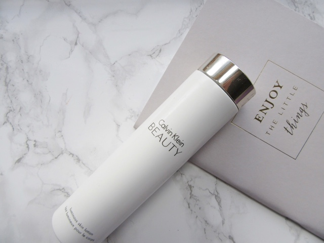 Calvin Klein Beauty Luminous Skin Lotion