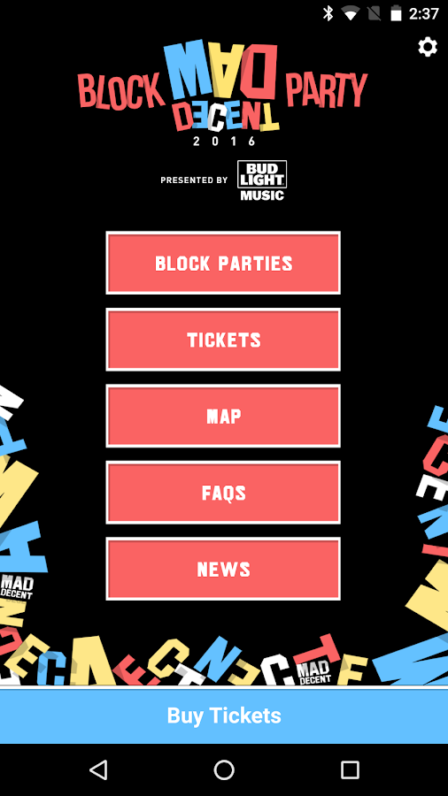Mad Decent Block Party 2016- screenshot
