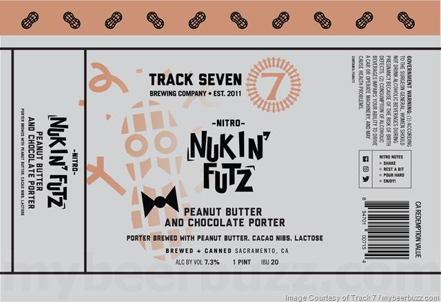 Track Seven Brewing - Nuckin' Futz