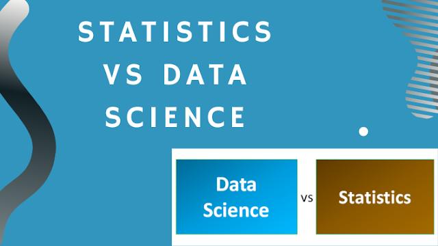 Statistics vs Data science