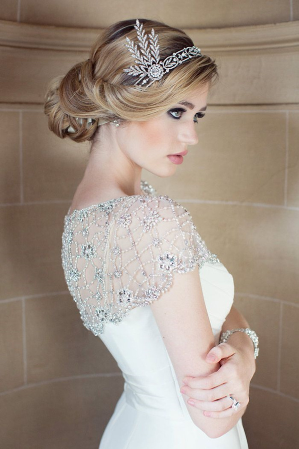 +10 Wedding Hairstyle For Women's 2018 4