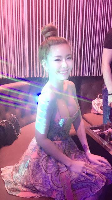 Hot girl JiJi Nguyễn