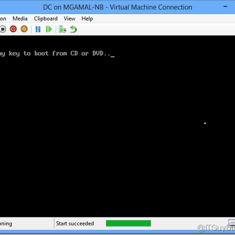 IT Guy Diaries: Reset domain Administrator account password using only your Windows installation media !