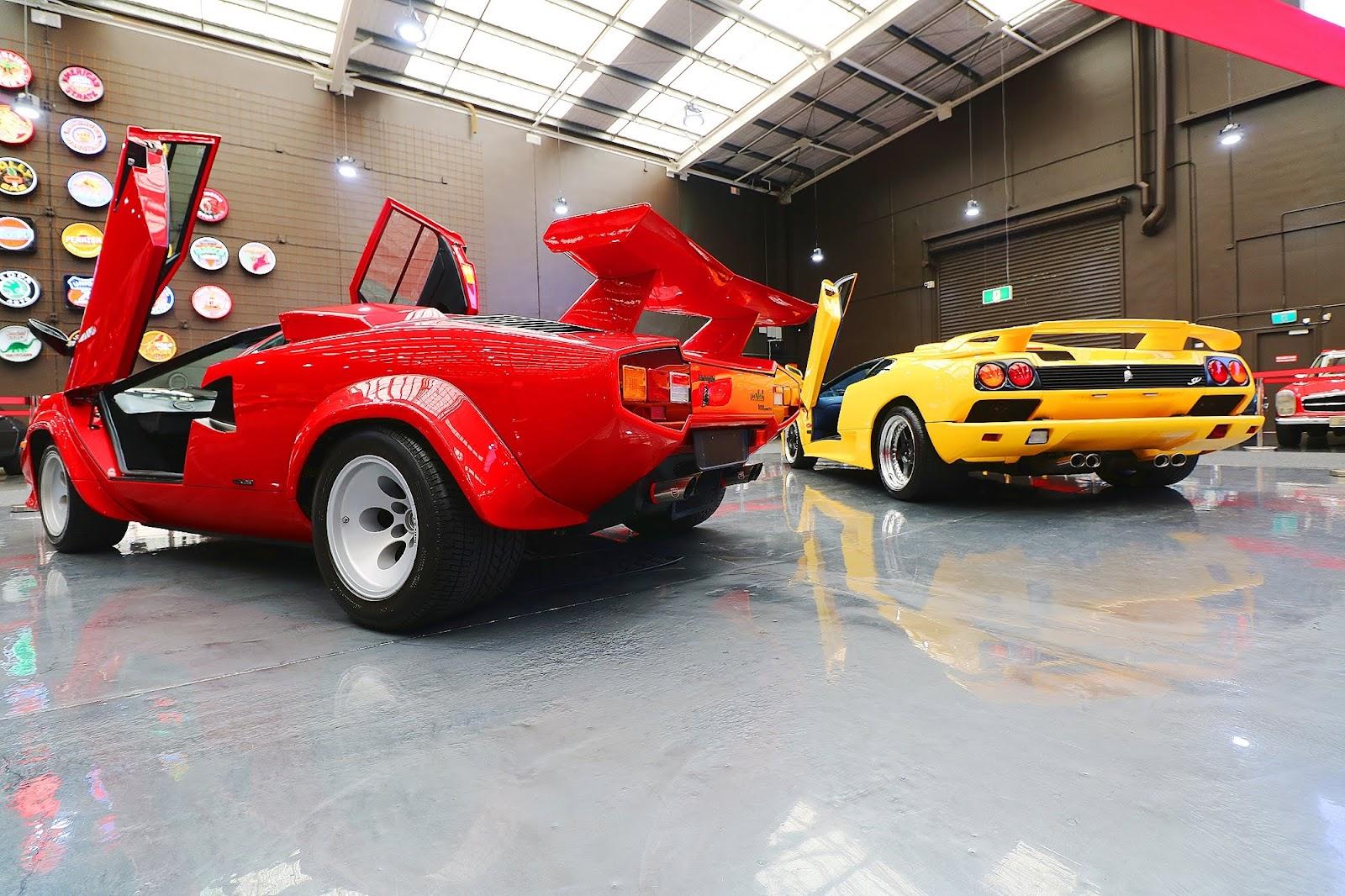 Lamborghinis - Countach and Diablo SV (02).jpg