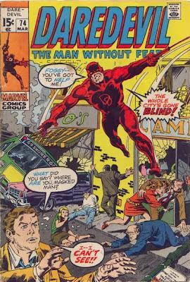 Daredevil #74
