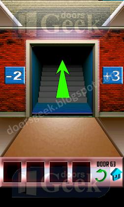 100 doors level 63 walkthrough doors geek for 100 doors 2 door 8