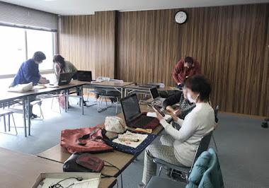 長久手市役所のパソコン勉強会