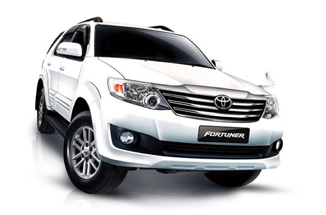 List Harga Toyota Fotuner Terbaru 2017 Cibubur Cileungsi