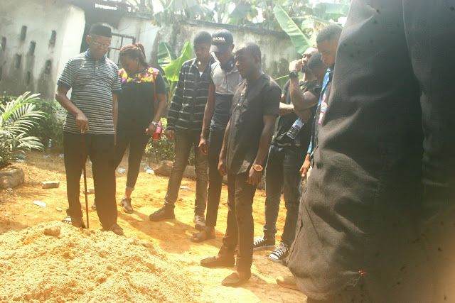 PAINFUL EXIT: IMSU FINAL YEAR STUDENT WHO DIED FEW MONTHS TO GRADUATION HAS BEEN BURIED (VIDEO/PHOTOS)