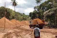 Gawat ! Perusahaan Pertambangan di Kabaena Terancam Dihentikan