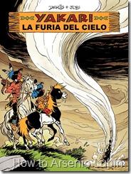 Yakari 22 - La Furia del Cielo (By Alí Kates)