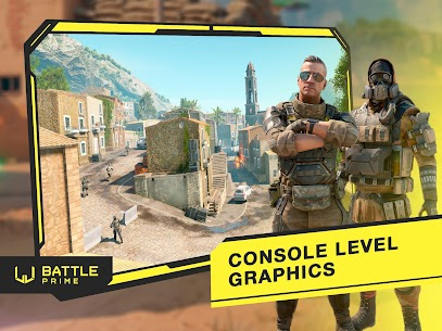 Battle Prime Online: Critical Shooter CS FPS PvP Apk Download For Android and Iphone 7