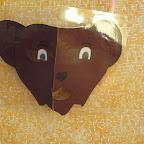 Bear Face Mask (Playgroup) 7-11-14