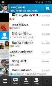 Tải BBM mang lại cho một công cụ nhắn tin vô cùng hấp dẫn