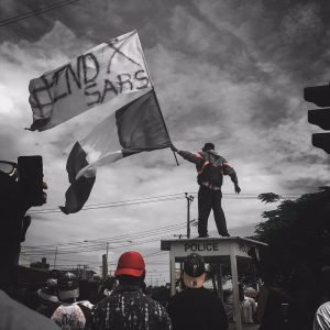 End SARS: Rivers youths defile Wike's ban protest in Port Harcourt,. end sars now, Abuja bloggers, nigerian YouTubers, sd news blog, news blogs in Abuja,