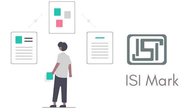 ISI Mark Full form , ISI Mark क्या है और ये क्यों जरूरी है?