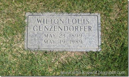 Gunzendorfer Wilt