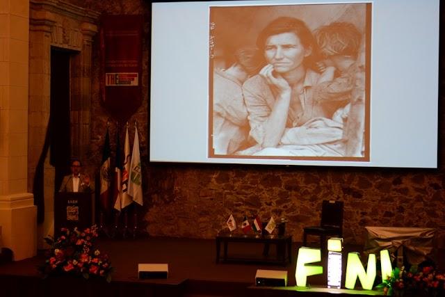 FINI, una década del encuentro de las imágenes y las ideas.