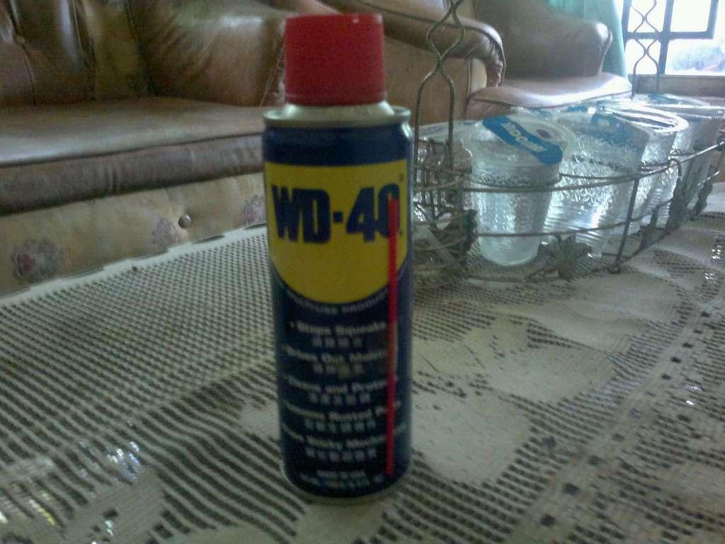 foto wd40 pelumas anti karat untuk motor