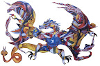 Flags Dragon