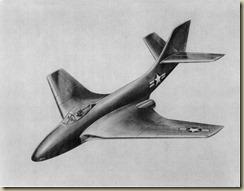 McD Swept-wing XF2H-5