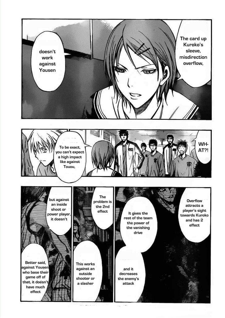 Kuroko no Basket Manga Chapter 150 - Image 11