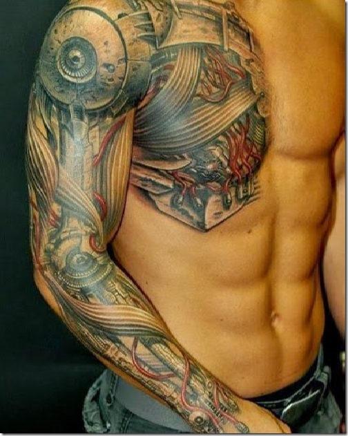 50 Mejores Y Impresionante Pecho Tatuajes Para Hombres Tatuajes247