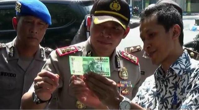 Pasca Kasus Upal Polisi Sweeping Jasa Tukar Uang Jalanan