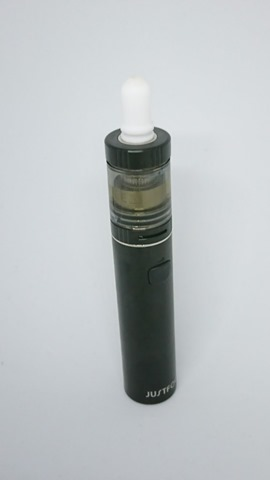 DSC 4205 thumb%255B2%255D - 【MOD/スターター】「JUSTFOG FOG1スターターキット」(ジャストフォグ・フォグワン)レビュー。フレーバーチェイスができる初心者向けオールインワンキット!eGo AIOキラー?【電子タバコ/VAPE/爆煙/フレーバー】