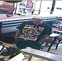 Subway suspect image #1