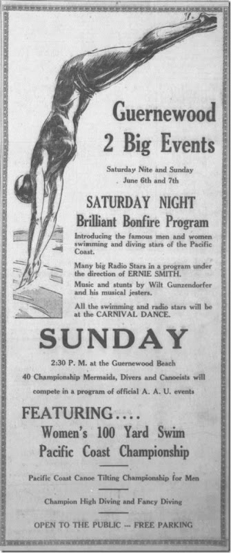 Music and Stunts by Wilt Press Democrat Santa Rosa 6_5_1931 page 7