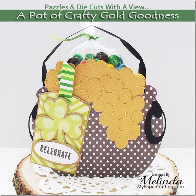 Pot O Gold Box by Melinda Beltran