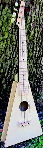 Wolfelele tenor Kit Ukulele