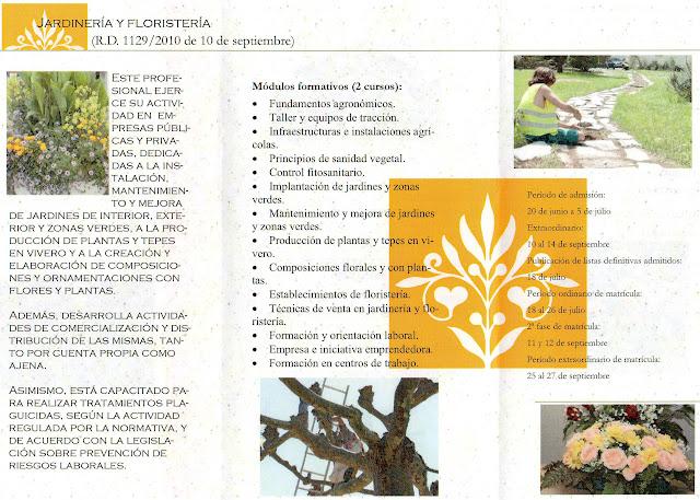 Jardinería y Floristería