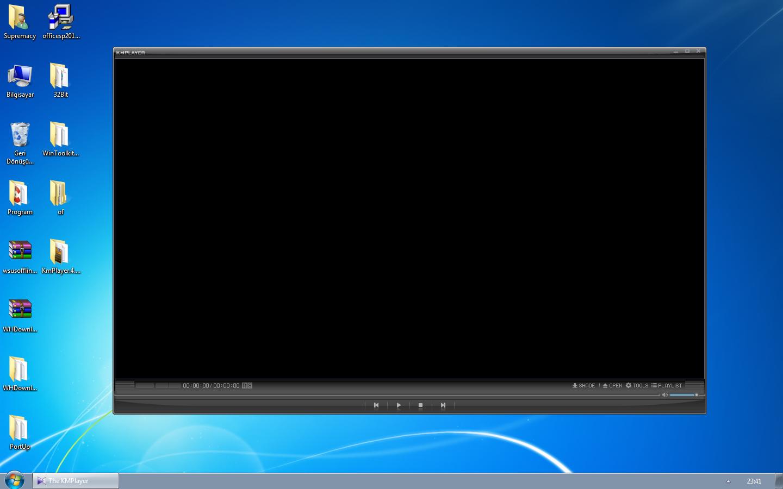 kmplayer windows 7 32bit