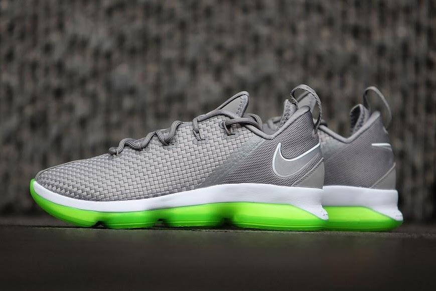 buy popular cb26f 60552 ... Upcoming Nike LeBron 14 Low Dunkman That Drops Next Week ...