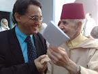 Mehdi Flores y Sidi Ahmed