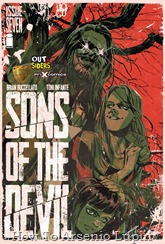 """Actualización 22/06/2018: Heisenberg y Huascaj nos traen el numero 7 de Sons of The Devil. """"Confianza"""" Travis comienza su búsqueda de la familia que nunca ha conocido, ya que la oscuridad lo rodea en el capítulo dos del segundo arco."""
