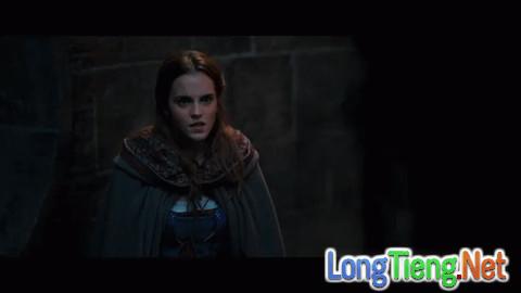 Cạn lời với chuyện tình của Người Đẹp và Quái Vật Hắc Ám Voldemort - Ảnh 4.