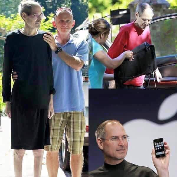 Pesanan Terakhir  Mr Steve Jobs, Pengasas Apple (iPhone, iPad, iPod)