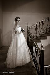 Foto 0284pb. Marcadores: 29/10/2011, Casamento Ana e Joao, Fotos de Vestido, Lethicia Bronstein, Rio de Janeiro, Vestido, Vestido de Noiva