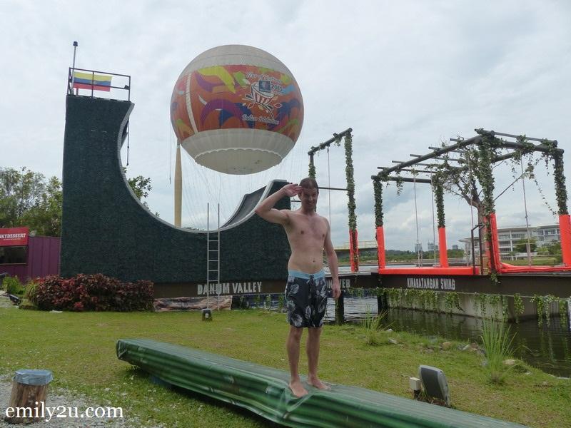 Sky Rides Festivals Park Putrajaya