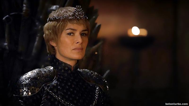 Cersei, La Reina Loca