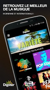 Digster Music COTE D'IVOIRE- screenshot thumbnail