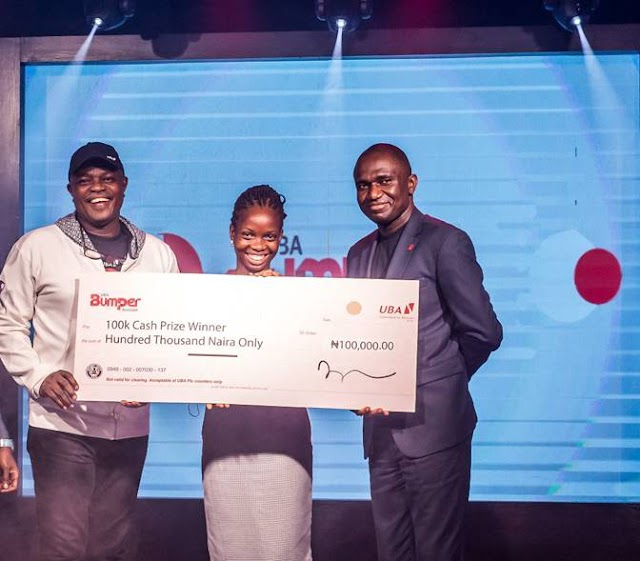 UBAs' 7th Bumper Savings Account Promo Produces More Winners ~Omonaijablog