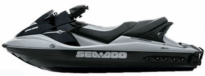 Sea-Doo GTX Ltd 2005