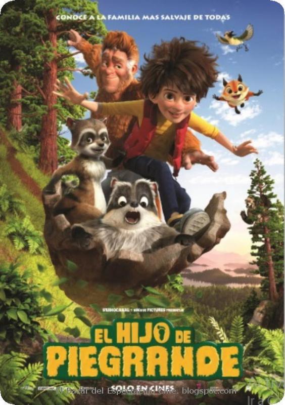 El Hijo De Piegrande (2017) [BrRip 1080p] [Dual Latino-Ingles] [MEGA]